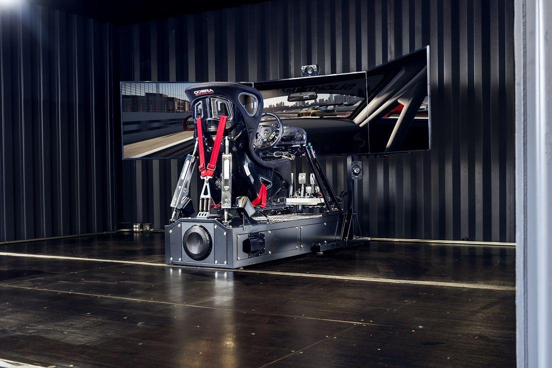How To Build A Proper Home Racing Simulator Setup On A Budget