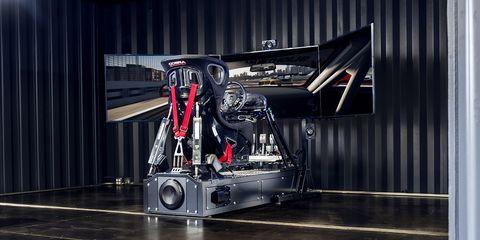 Vehicle, Machine, Floor, Car, Metal,