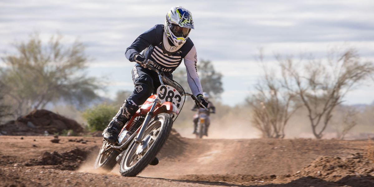 Two-stroke desperadoes: Discovering the romance of vintage motocross