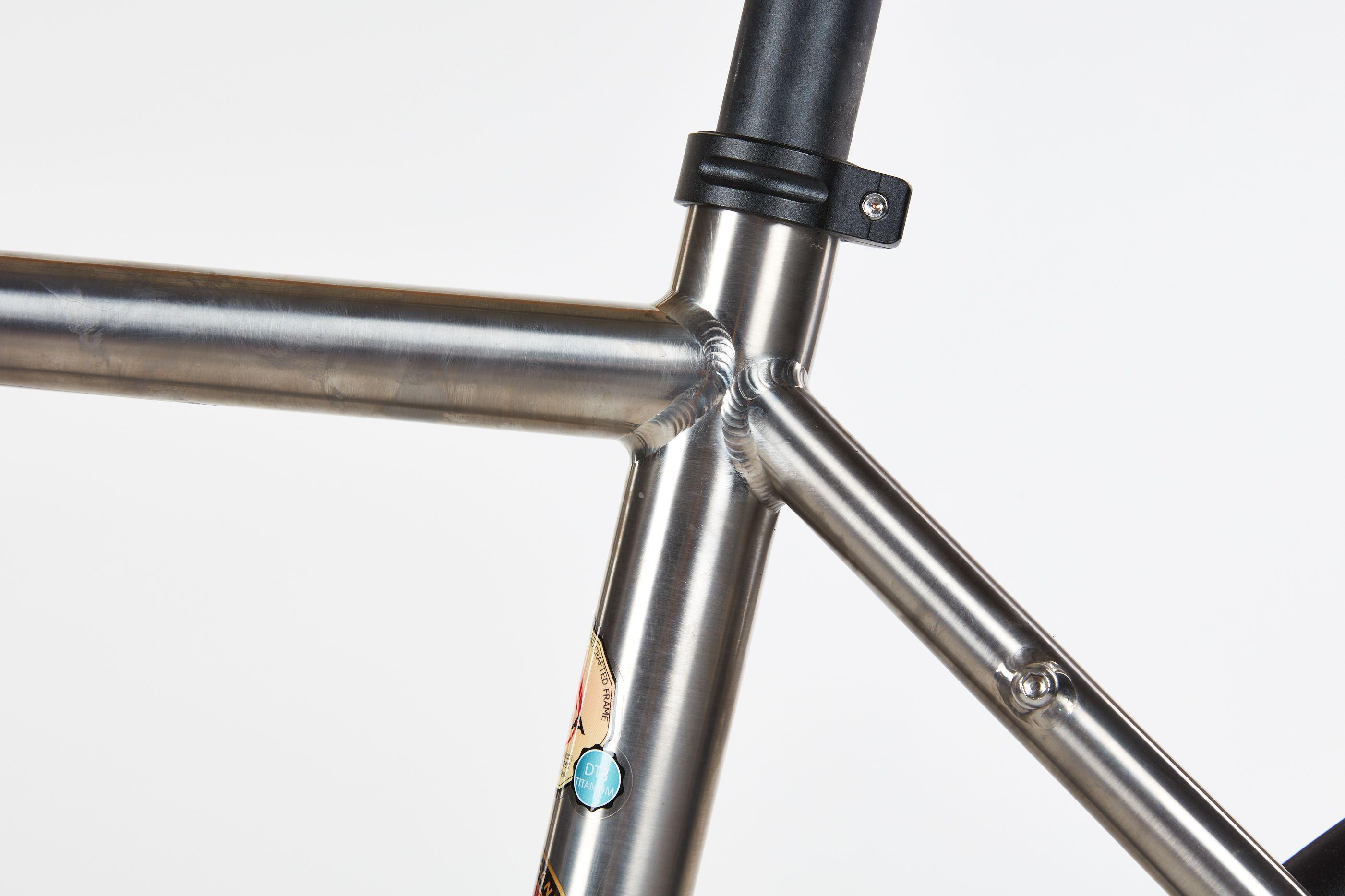 Bike Frame Materials - How to Choose a Bike Frame