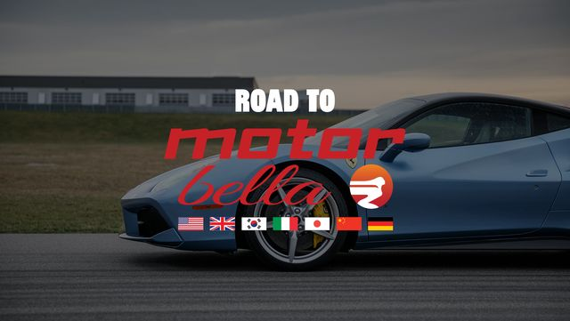 road to motor bella