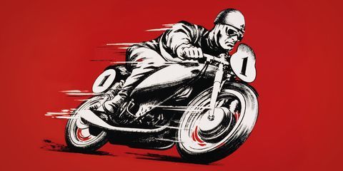 Vehicle, Motor vehicle, Illustration, Motorcycle, Automotive design, Art, Superbike racing, Motorcycling, Car, Automotive tire,