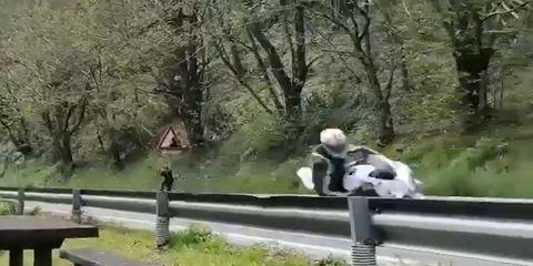 motorista temerario