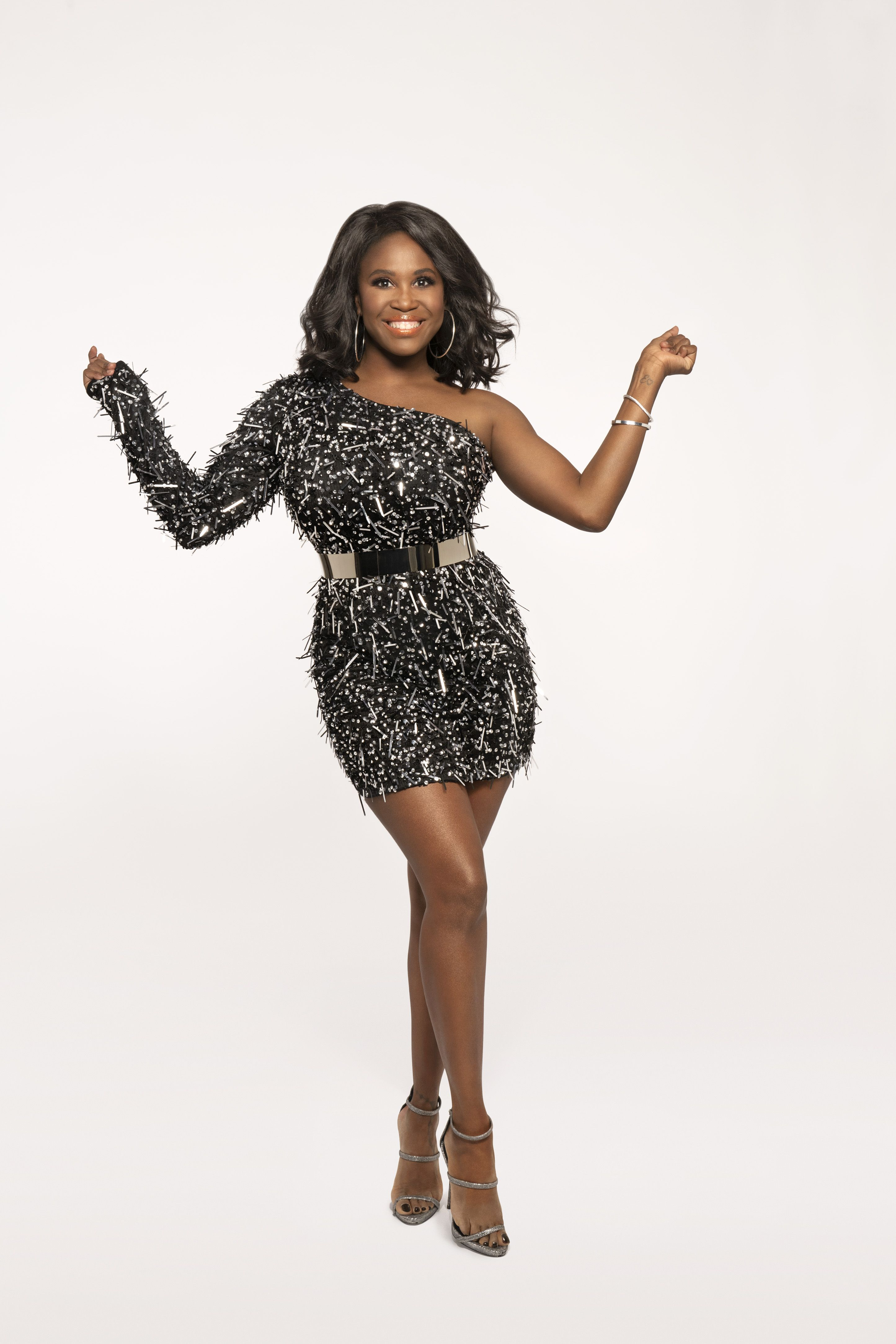 Strictly Come Dancing judge Motsi Mabuse hits back at claims she was only hired because of her race