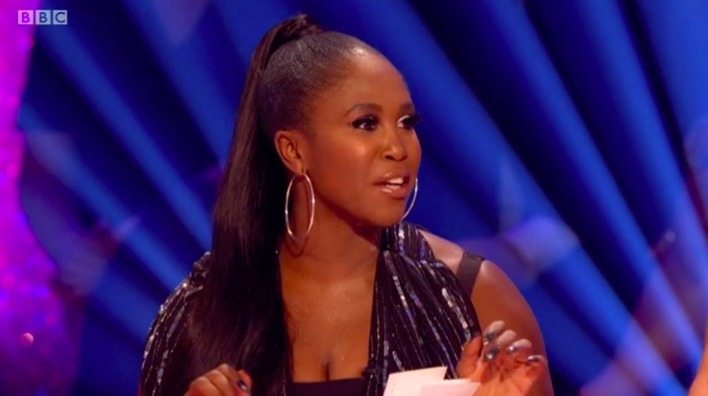 Strictly Come Dancing viewers give verdict on new judge Motsi Mabuse