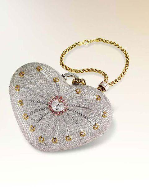 mouawad 1001 nights diamonds purse wereld record