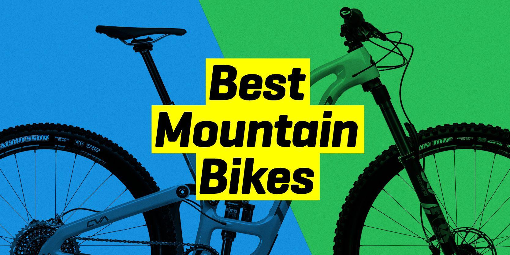 Best Mountain Bikes of 2019 | Trail, Enduro, and Hardtail Bikes