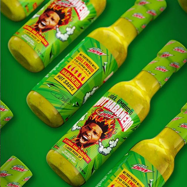 mountain dew habanero hot sauce
