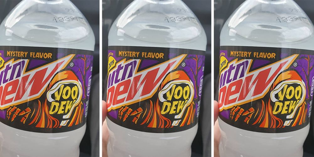 Mountain Dew's Mystery Halloween Flavor Is Rolling Out in Stores Now