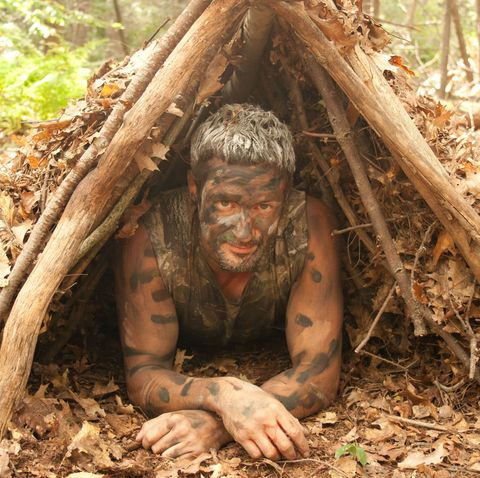mountain scout survival school