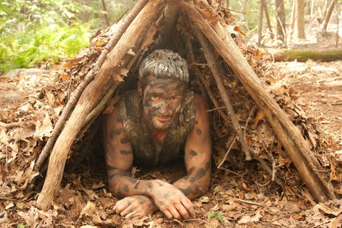 Mountain Scout Survival School Will Get You Fit for the Apocalypse