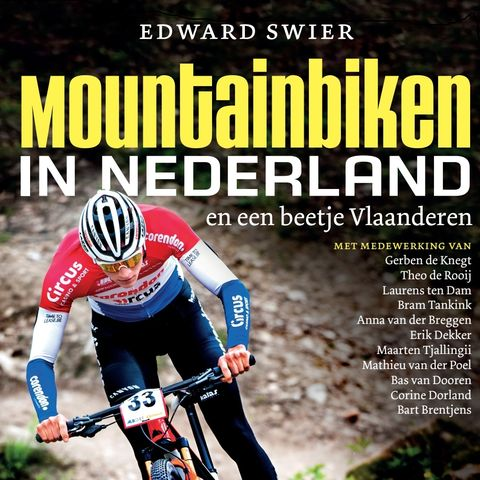 Boek: Mountainbiken in Nederland