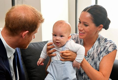 Royal baby, Archie Mountbatten-Windsor, Africa tour photos, Meghan Markle, Prince Harry