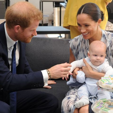 royal baby archie is the double of prince harry as a baby royal baby archie is the double of