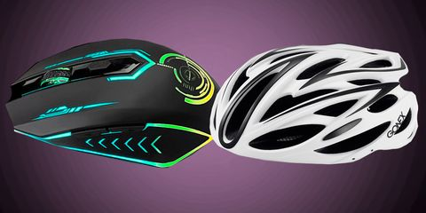 Helmet, Personal protective equipment, Green, Bicycle helmet, Bicycles--Equipment and supplies, Automotive design, Motorcycle helmet, Headgear, Technology, Sports gear,