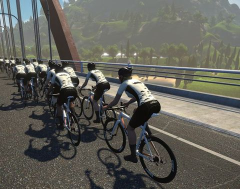 Move for Movember with Zwift