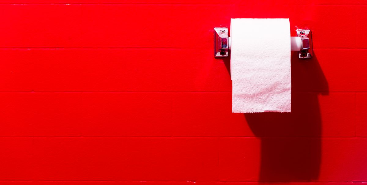 Why You See Blood On The Toilet Paper