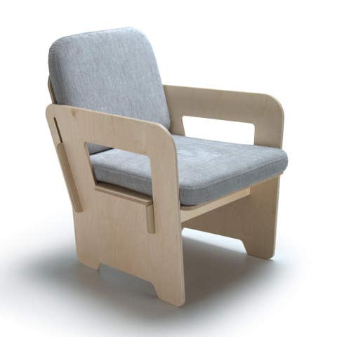Furniture, Chair, Product, Armrest, Beige, Wood, Comfort, Auto part, Club chair,