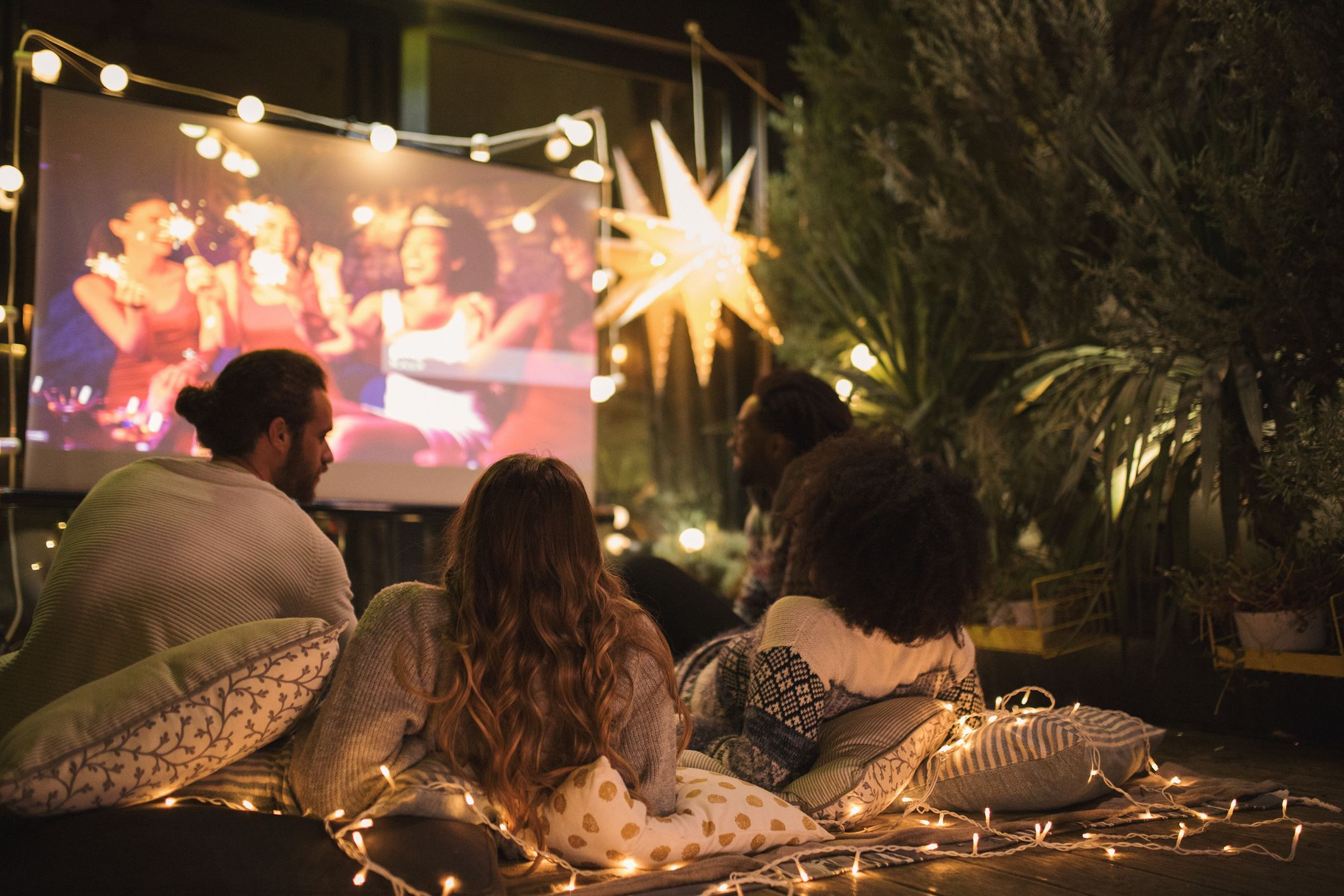 This Company Will Turn Your Backyard Into A Movie Theater