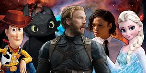 Movie Sequels 2019, Avengers, How to Train your Dragon, Toy Story, Men in Black, Frozen