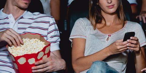 Popcorn, Snack, Hand, Eating, Finger, Food, Nail, Cuisine,