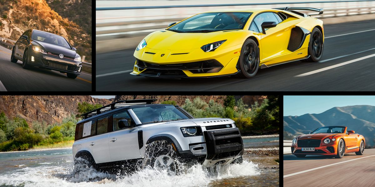 20 Cars We Want to See in Movie Chase Scenes