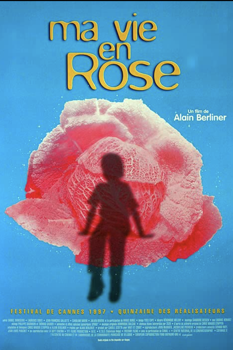 movie poster for ma vie en rose