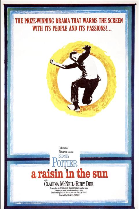 movie poster for a raisin in the sun