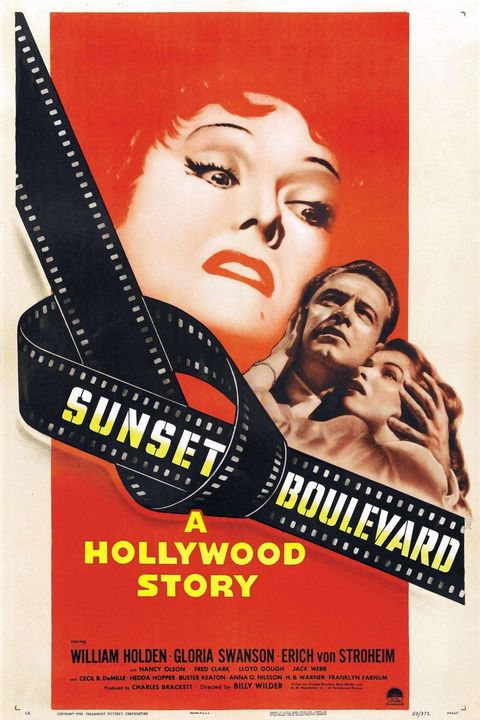 Movies to Watch on New Year's Eve - Sunset Boulevard
