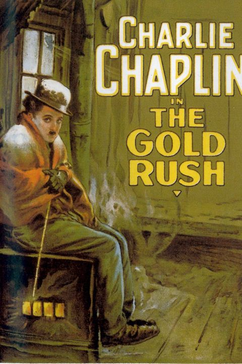 Movies to Watch on New Year's Eve - The Gold Rush