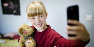 Los niños y el uso de los móviles