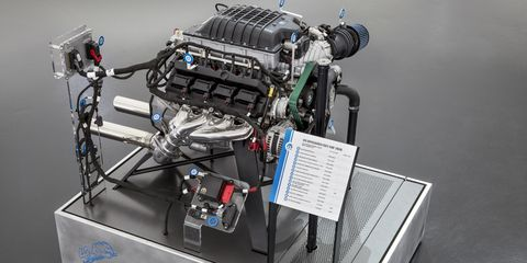 Mopar's Hellephant Is a 1000-HP Hellcat Crate Engine Taken ...