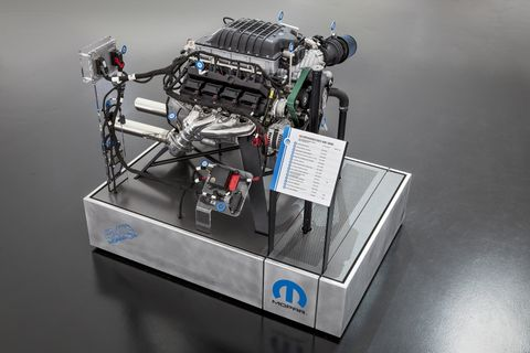 Chrysler S 1000 Hp Mopar 426 Hemi Crate Engine Is Sold Out