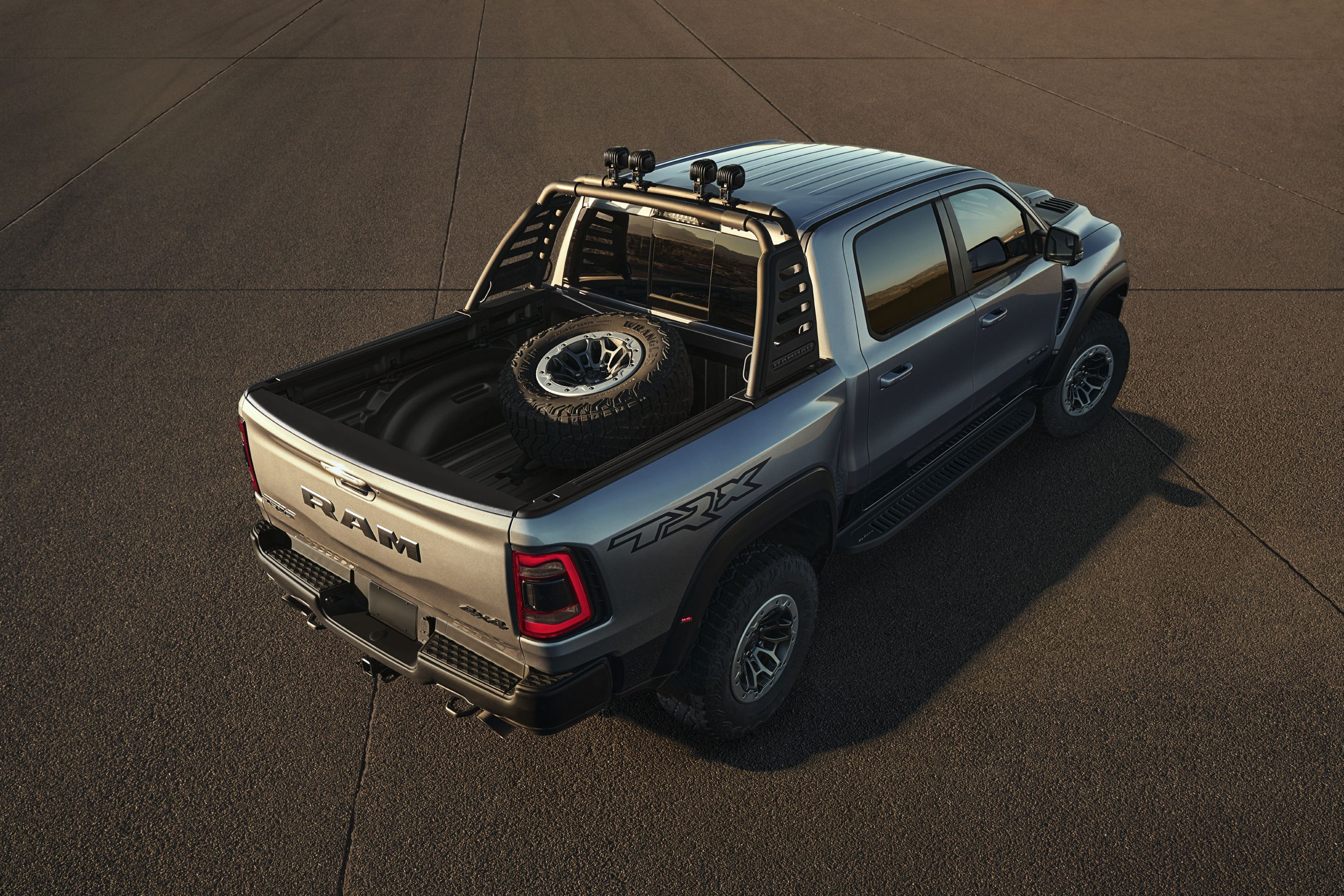 2021 Ram 1500 Trx Gets Even More Capable With Mopar Accessories