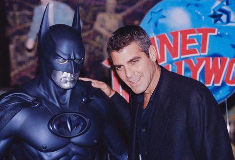 Batman, Fictional character, Superhero, Hero, Supervillain, Justice league, Fiction, Action figure, Costume,