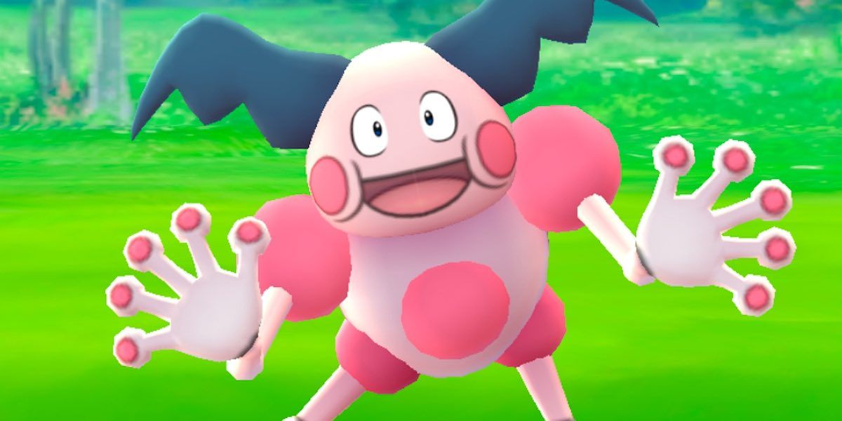 These Pokémon in Sword and Shield Are Definitely Just Human People