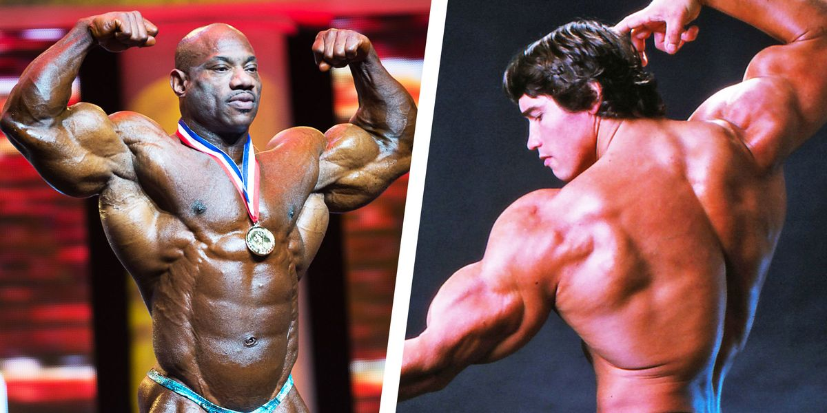 Here Is Every Winner of the Mr. Olympia Competition Since 1965