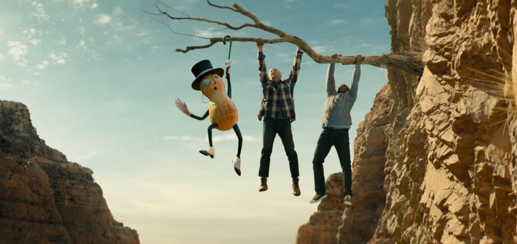 Planters Killed Off Mr. Peanut in a Pre-Super Bowl Ad. Yes, Brands Have Resorted to Bloodshed.
