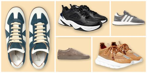 7c5b10e0 The 25 Best Sneakers From Mr Porter's Huge Post-Holiday Sale