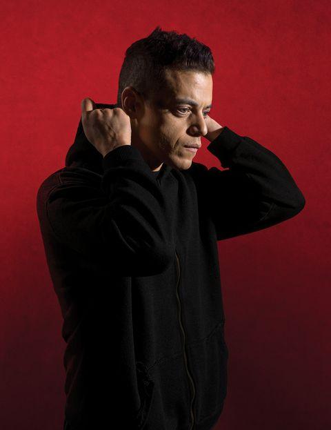 Rami Malek se despide de la ultima temporada de 'Mr. Robot'