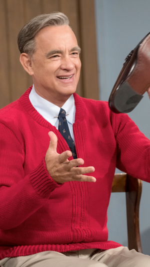 Celebrate Mr. Rogers' Birthday With This New Image of Tom Hanks as the Man Himself