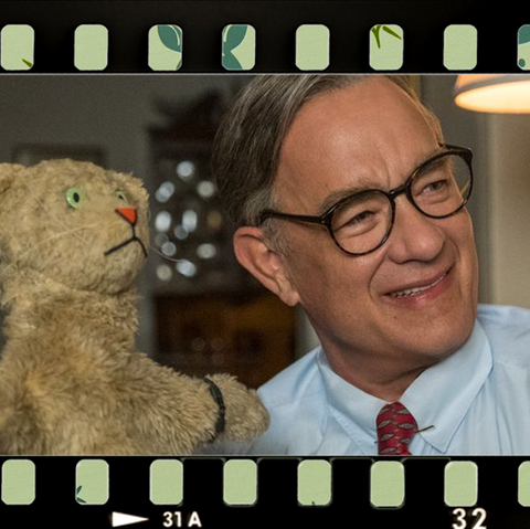 A Beautiful Day In The Neighborhood Star Tom Hanks Talks Mr Rogers Ahead Of 2019 Movie Premiere