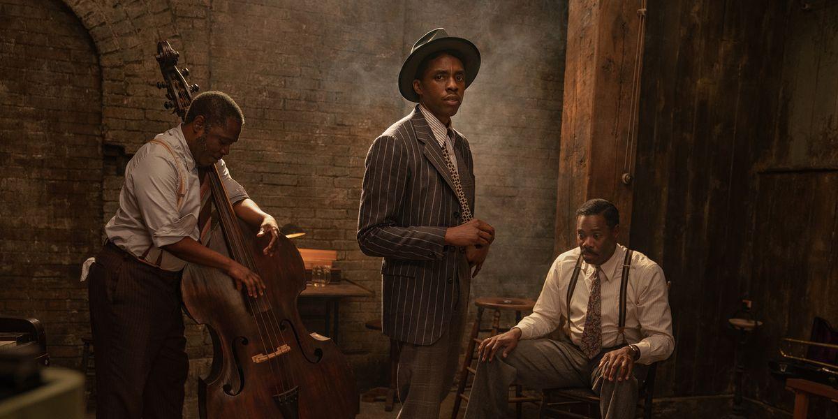 Chadwick Boseman Could Win a Posthumous Academy Award