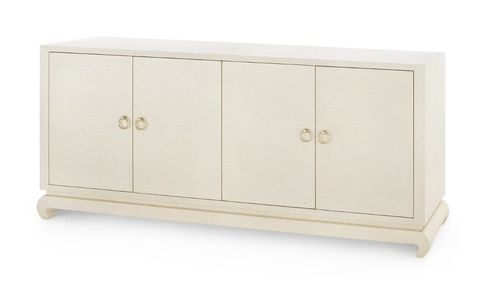bungalow 5 sideboard high point    elle decor