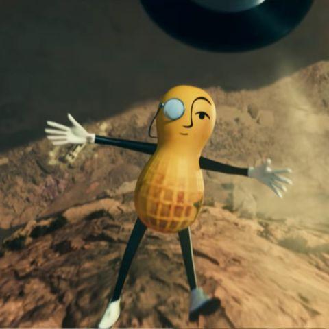 Mr Peanut Death