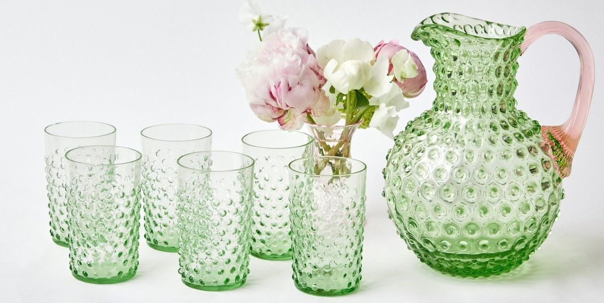Our Editors' Top Picks for Fueling Your Colored Glassware Obsession