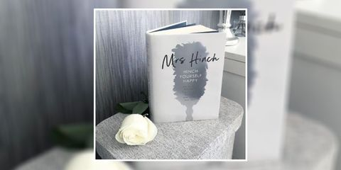 Mrs Hinch's debut book, Hinch Yourself Happy, is already a best-seller