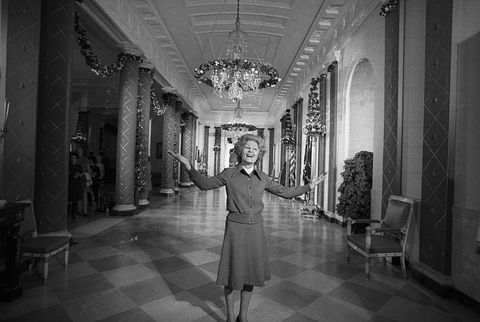 Mrs. Pat Nixon