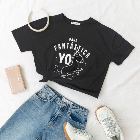 Colección de camisetas Stradivarius y Mr.Wonderful