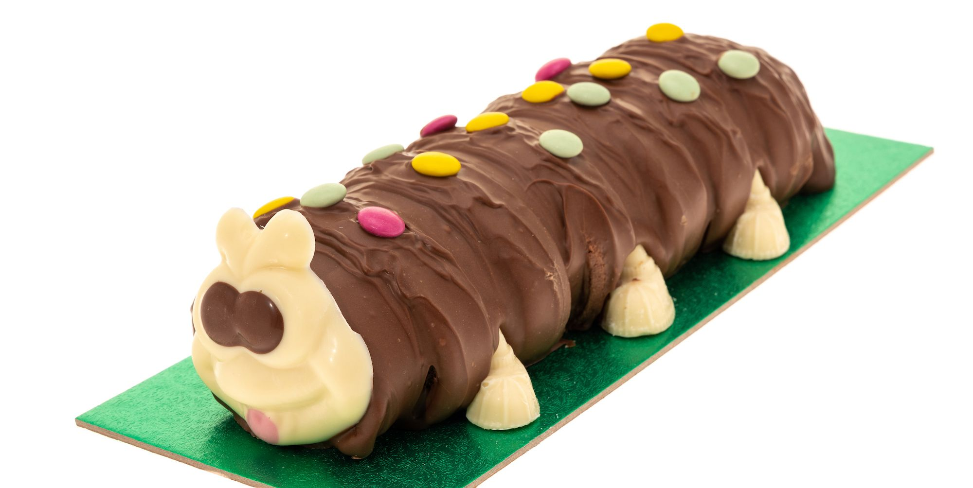 M&S is suing Aldi for copying Colin the Caterpillar cake 😮